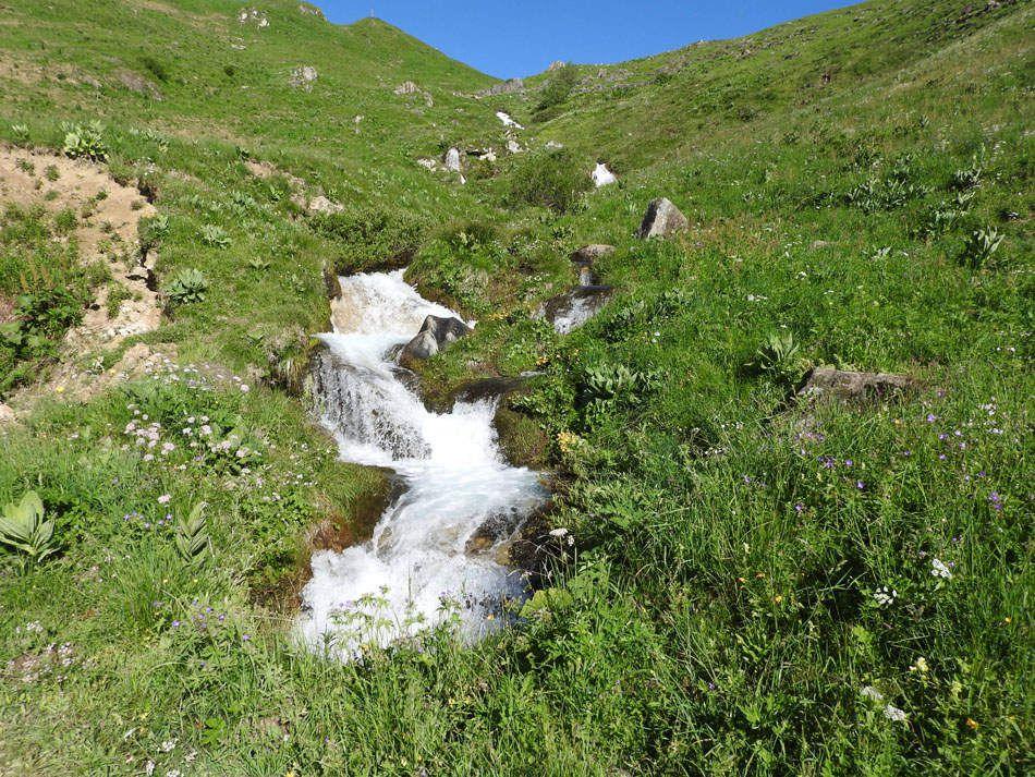 Le ruisseau du Boulissoir