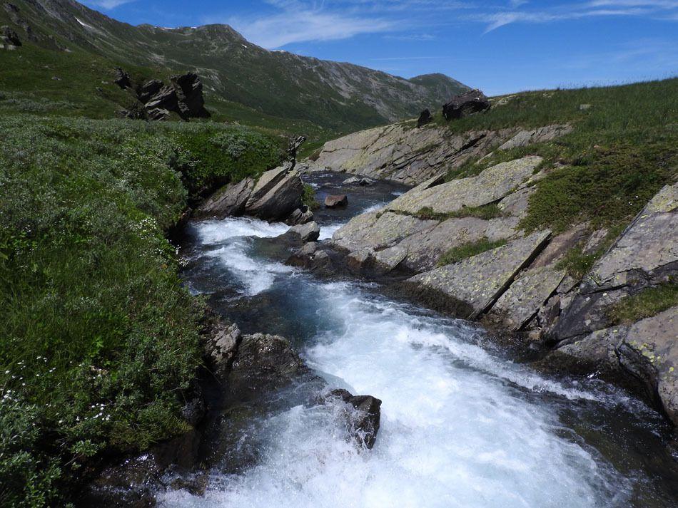 Le ruisseau de la Neuvache