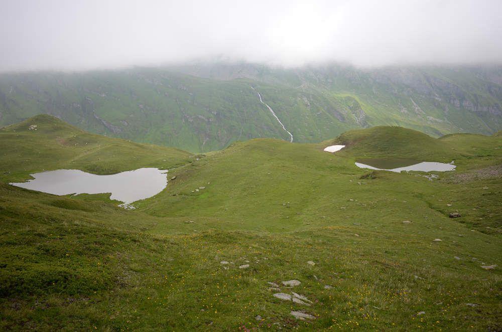 Vallonnements et petits lacs