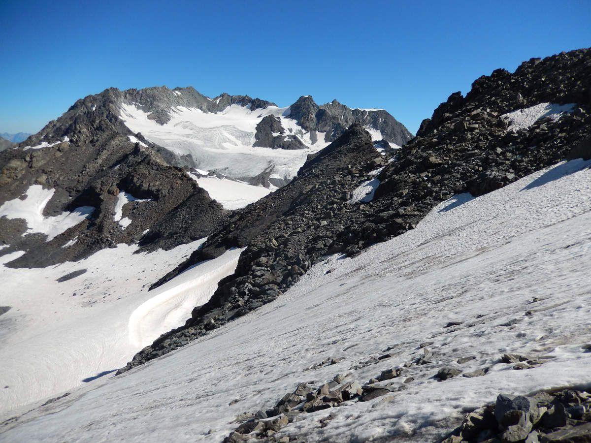 Glacier de Chavière