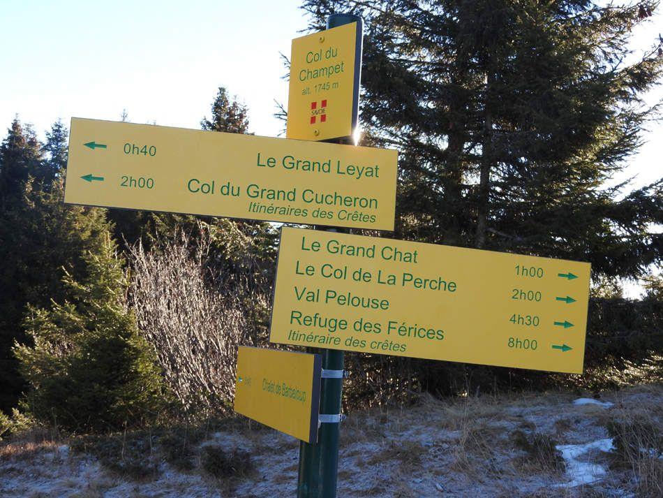 Col du Champet