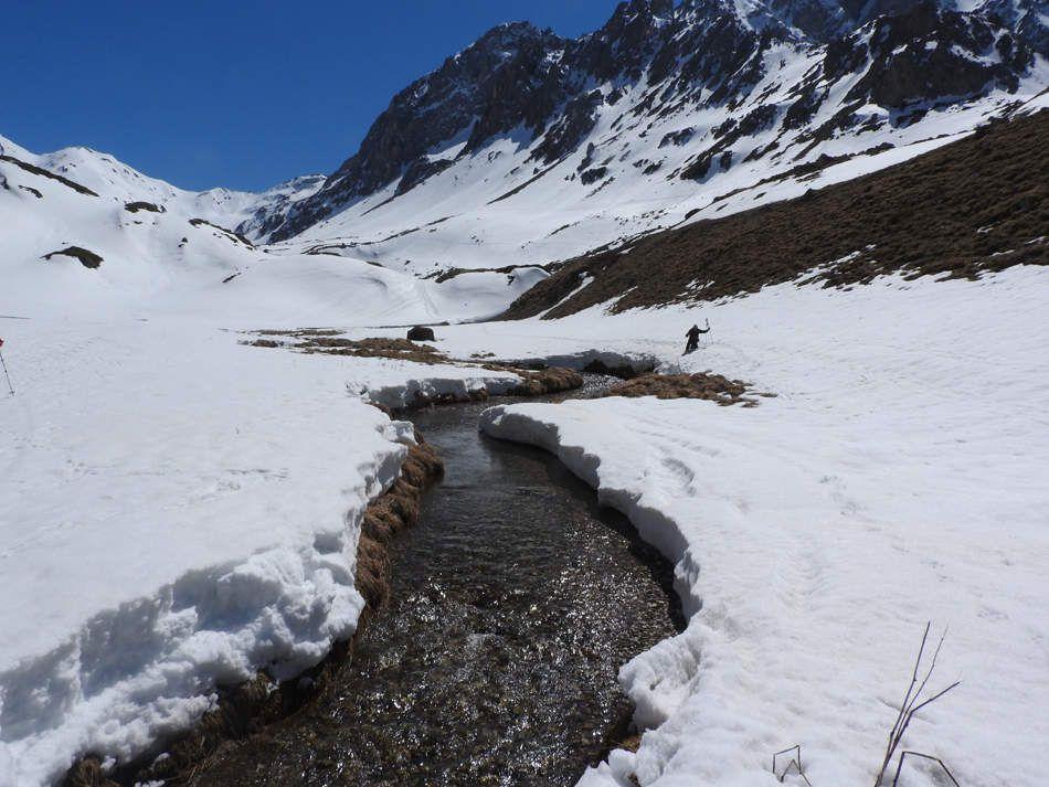 Le ruisseau de la Ponsonnière
