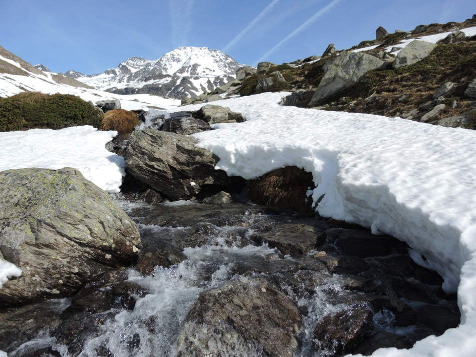 Le ruisseau du Povaret