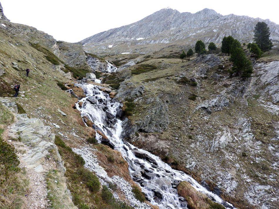 La cascade du Povaret