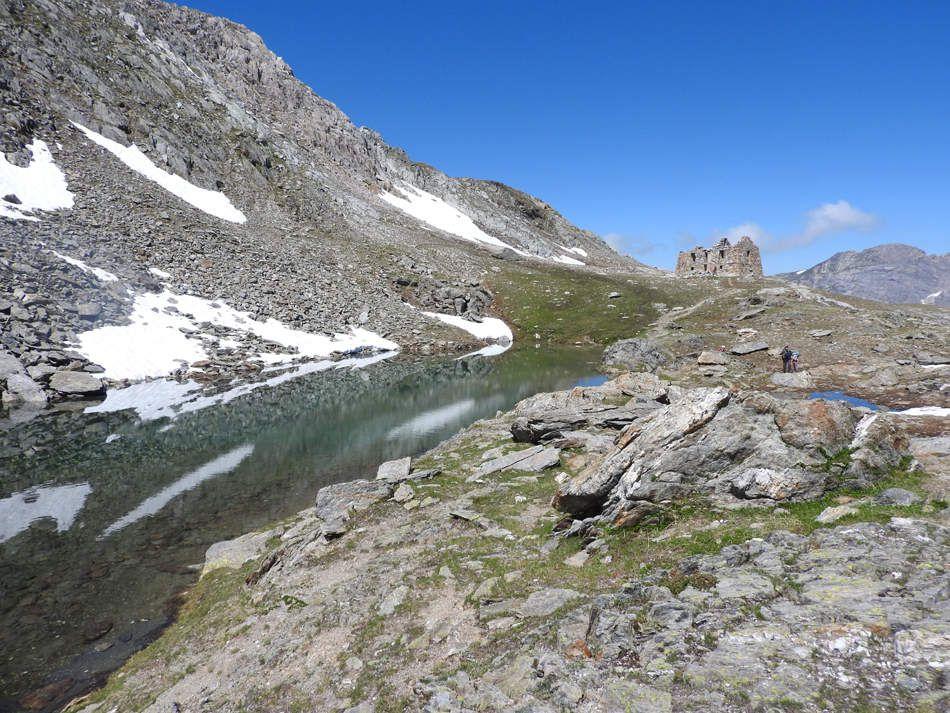 Le lac de la Vieille Femme
