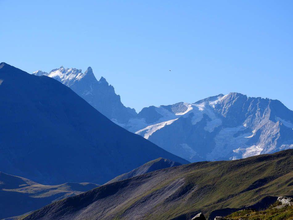 Au pied du glacier de Saint Sorlin (2707m)