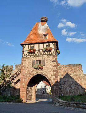 La tour des sorcières