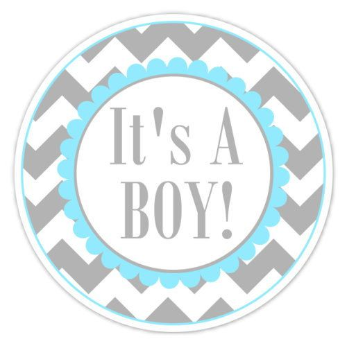 5e mois de grossesse: it's a boy!