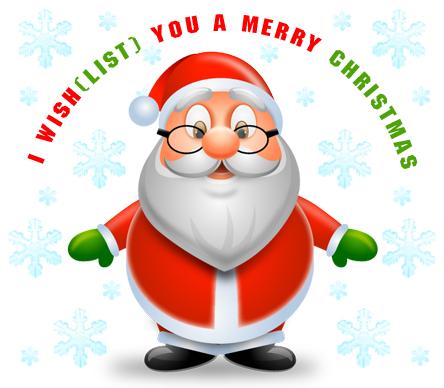 Ma wishlist de Noël 2016