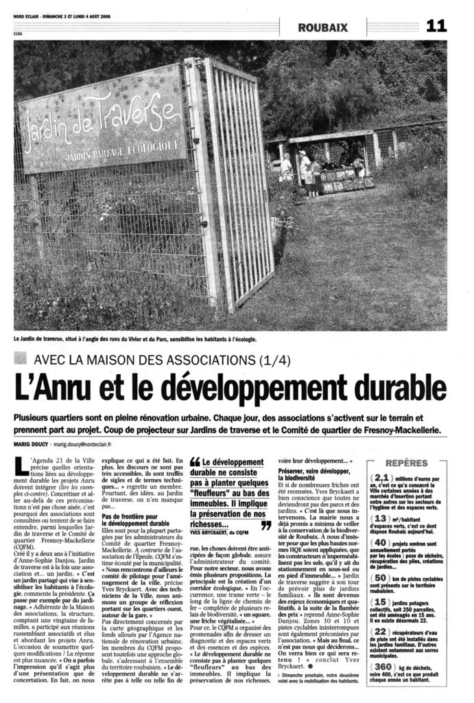 Nord-Eclair 4 aout 2008