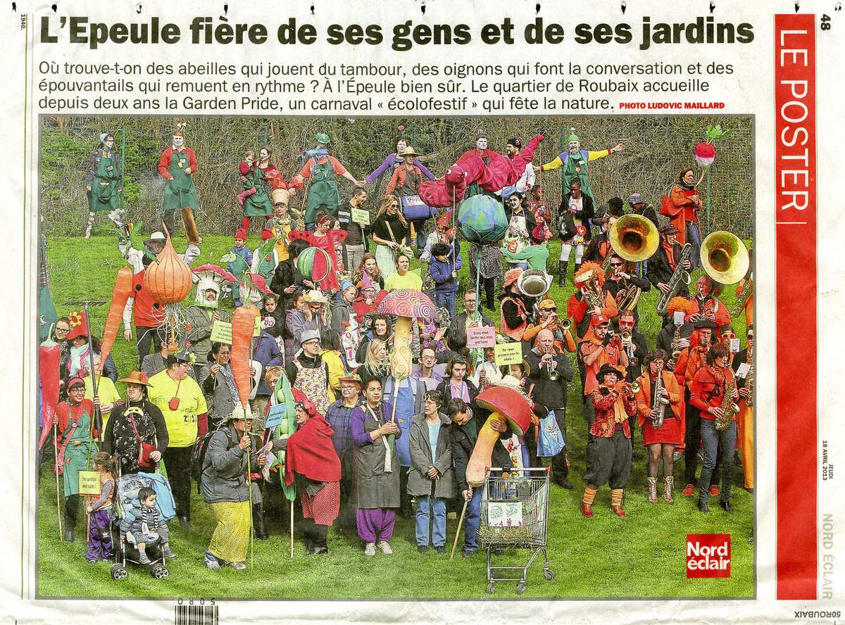 Nord Eclair 18 avril 2013