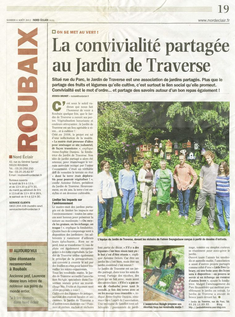 Nord Eclair 4 aout 2012