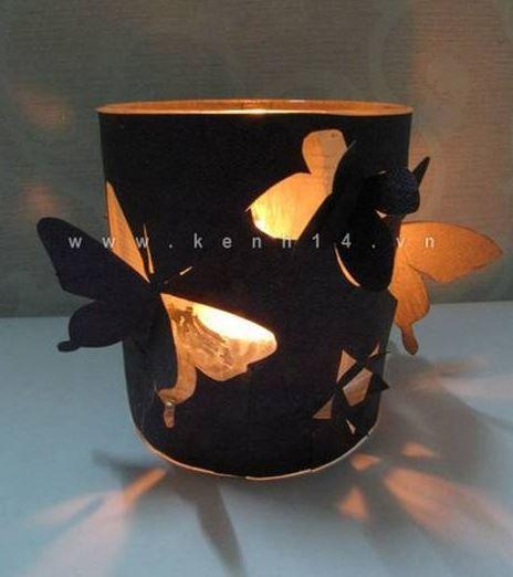 photophore papillons en relief tutoriel diy tutolibre. Black Bedroom Furniture Sets. Home Design Ideas