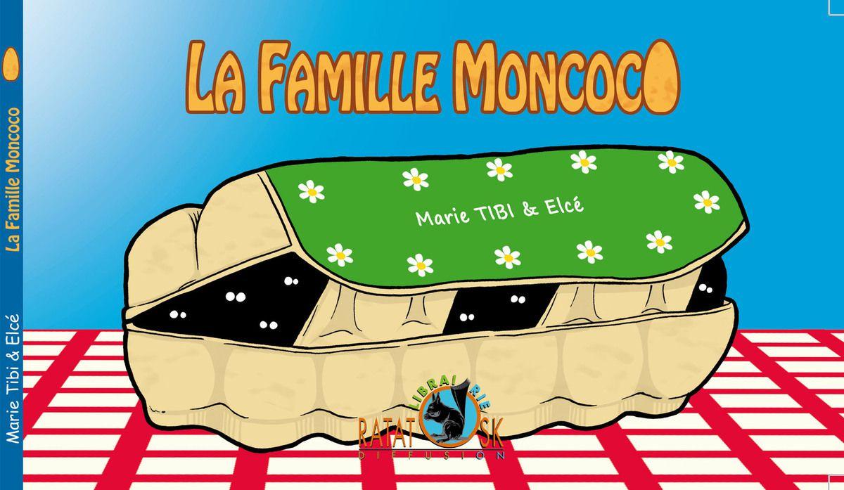La Famille Moncoco aux Editions Ratatosk