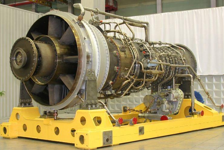 Une turbine M90FR de Zorya-Machprojet. Source : bmpd