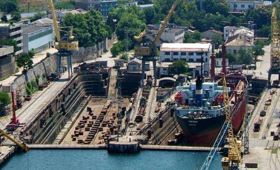 Sevmorzavod. Source : trans-port.com.ua