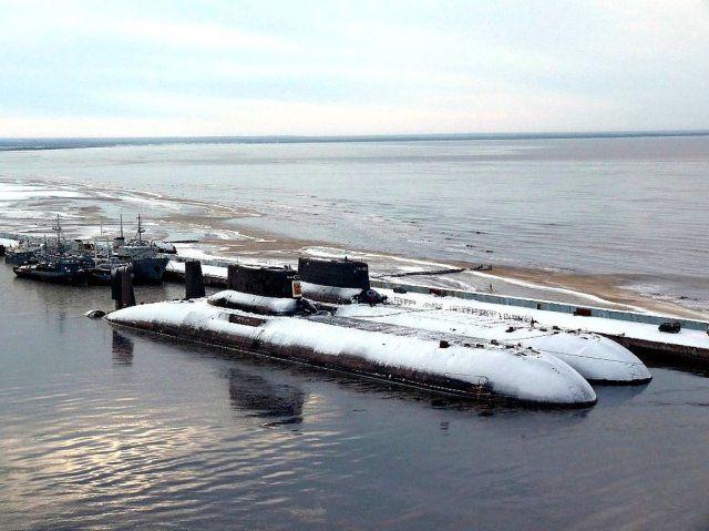 La Russie fait déborder la mer Baltique