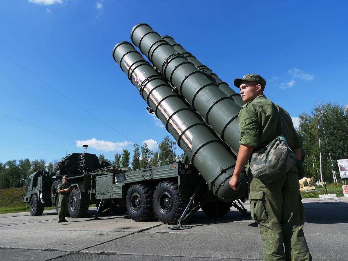 S-400. Source : Kommersant