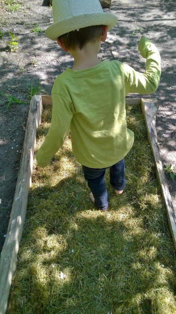 La ferme aux autruches et le parcours sensoriel