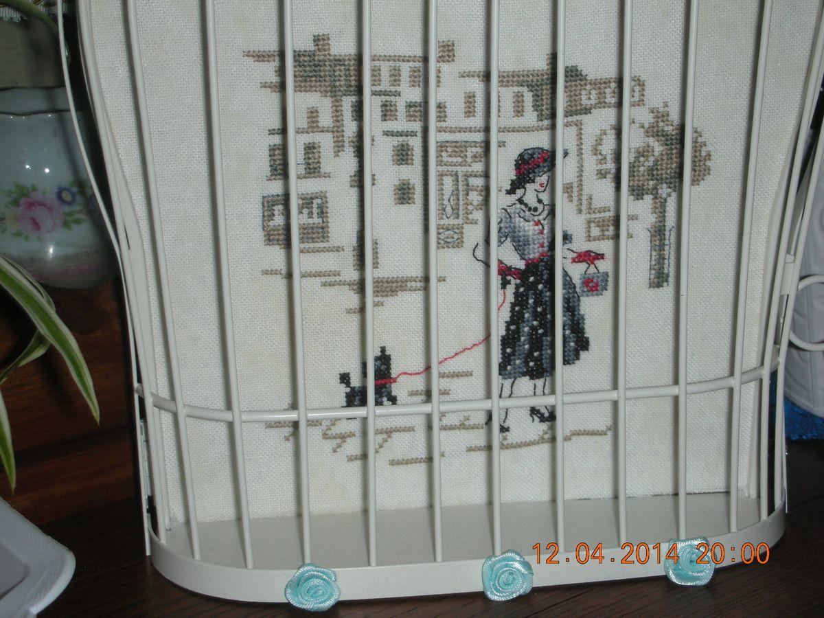 Paris en cage !!!