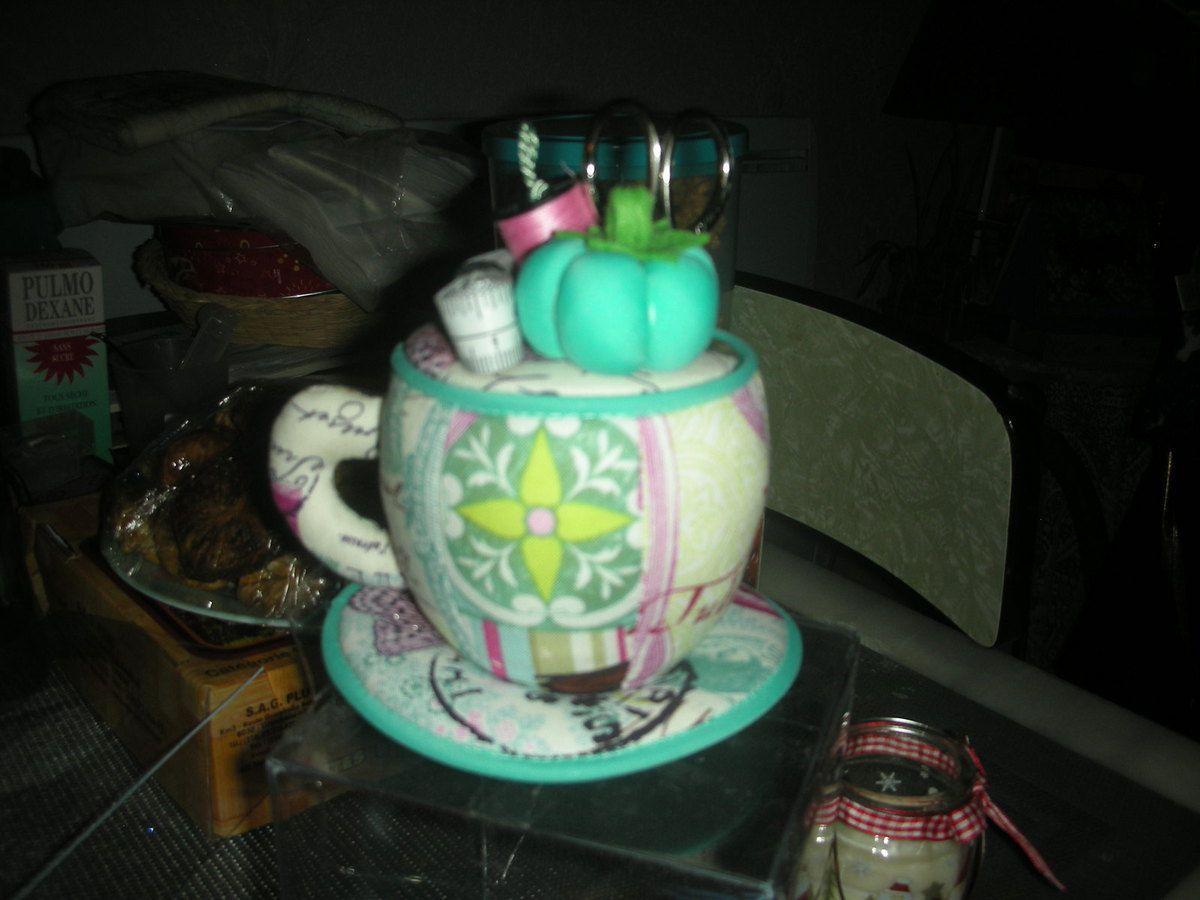 magnifique, une tasse à couture, génial !!!