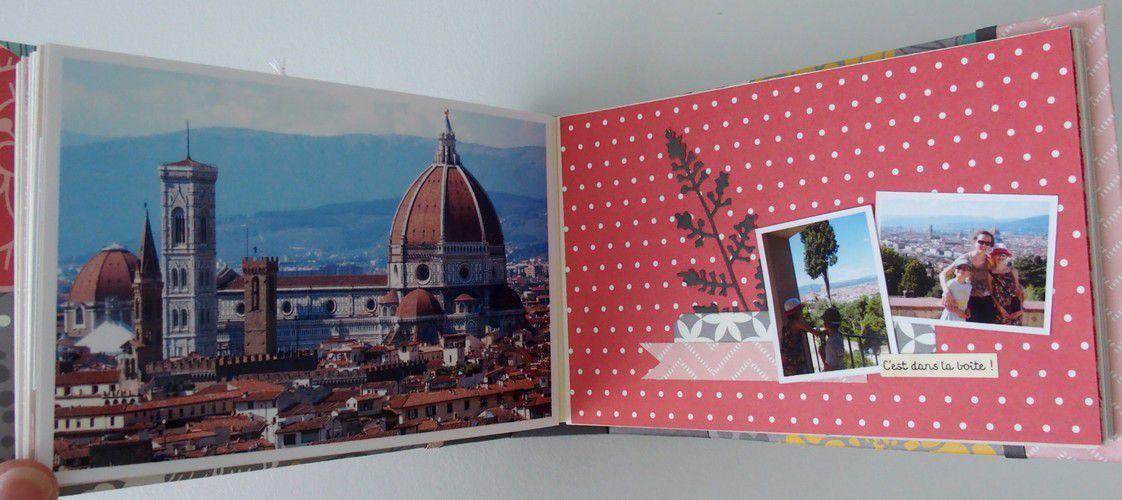 Val 49 : mini-album &quot&#x3B;Souvenirs de Florence&quot&#x3B;