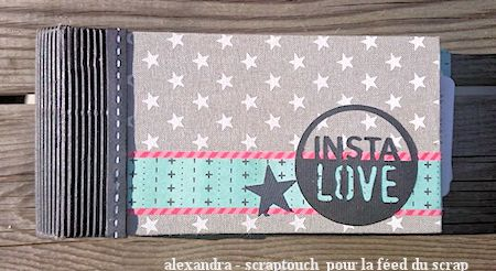 Alexandra : mini album insta love