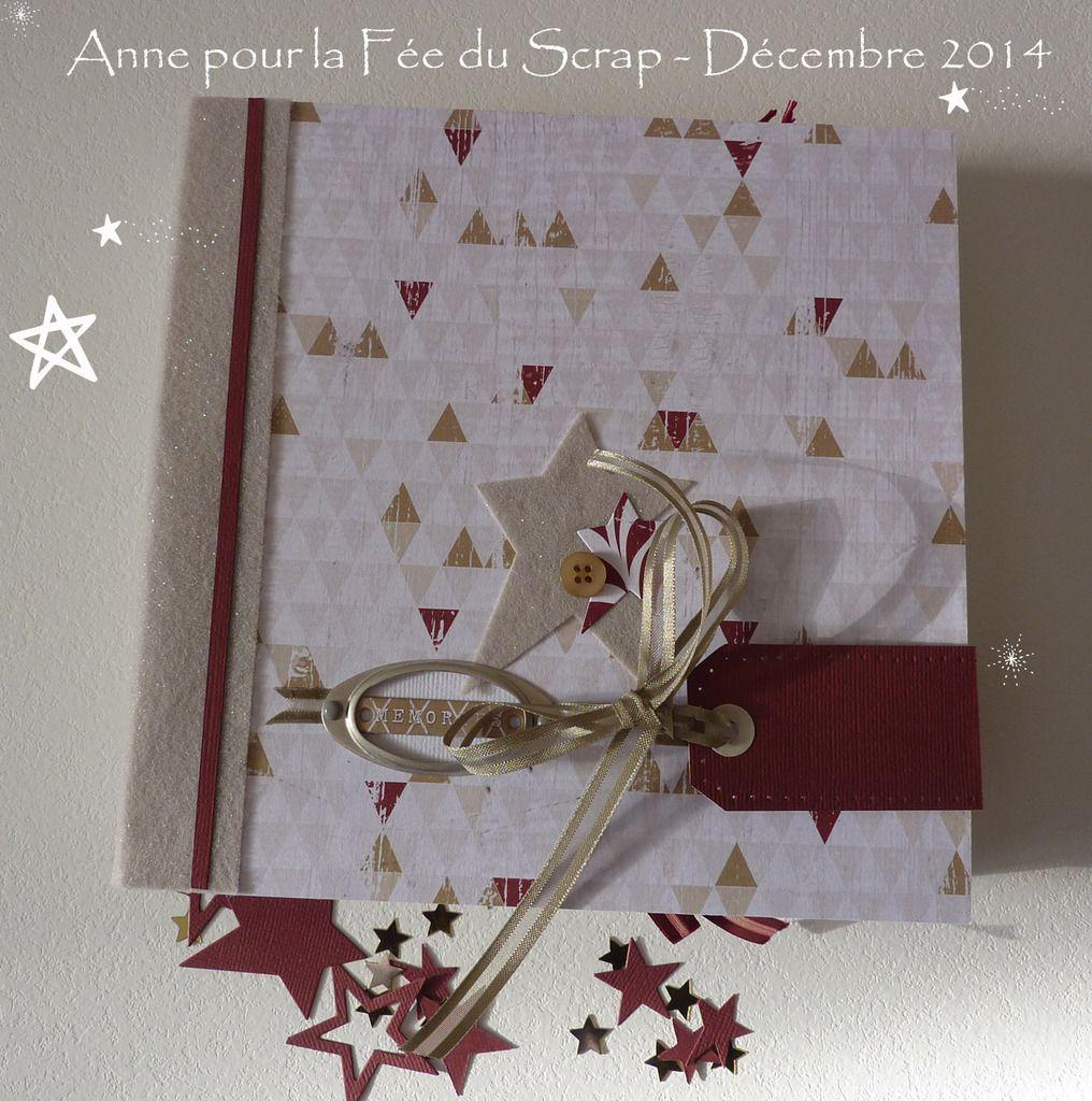 Anne : Album coffret - Kit de Décembre