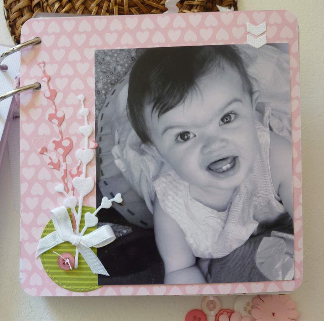 Anne : nouveauté Album bébé (fille)