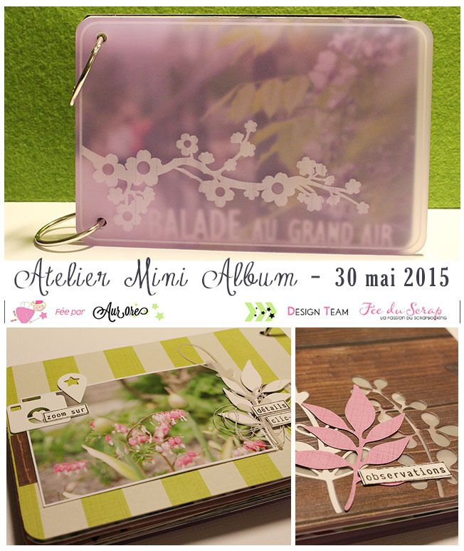 Aur0re_Album Love...Printemps!