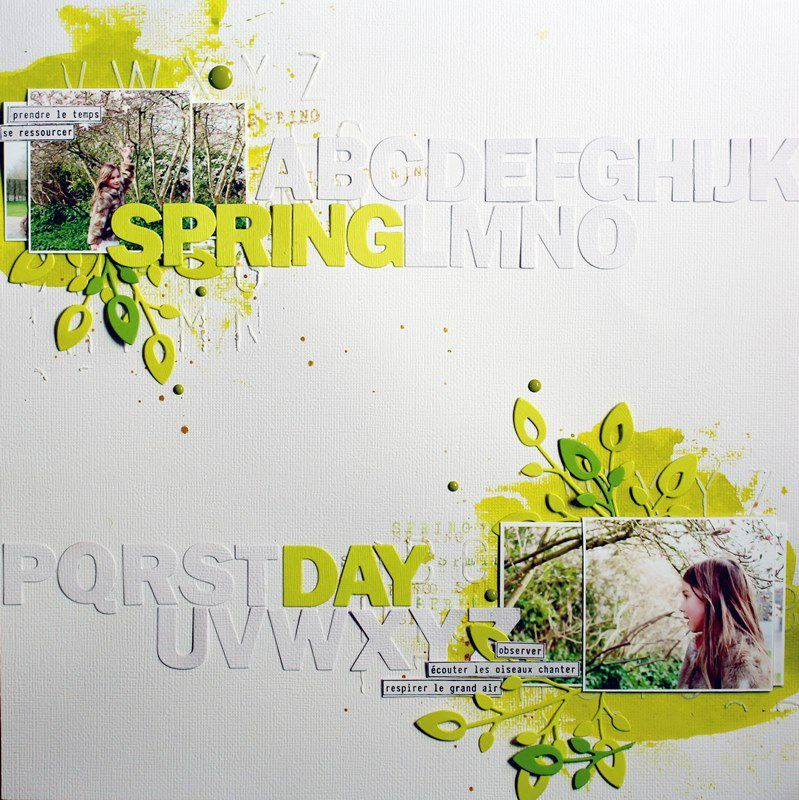 "Aur0re_Page ""Spring Day"""
