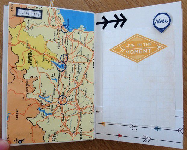 Val 49 : road Book