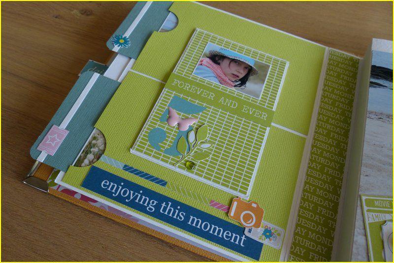 Mylène : Album du kit du mois de cet été !