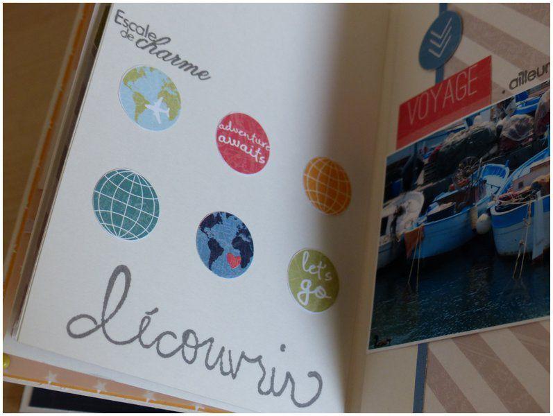 Mylène : Album Adventure