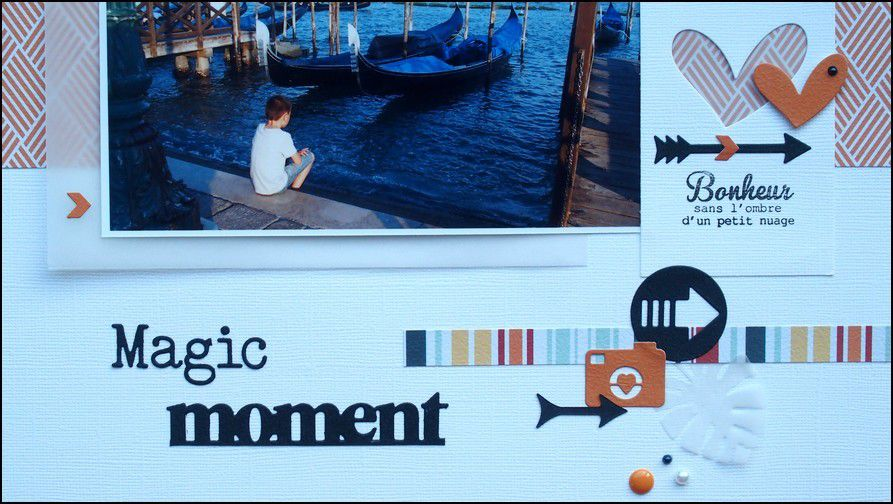 "Val49 : ""Magic Moment"""