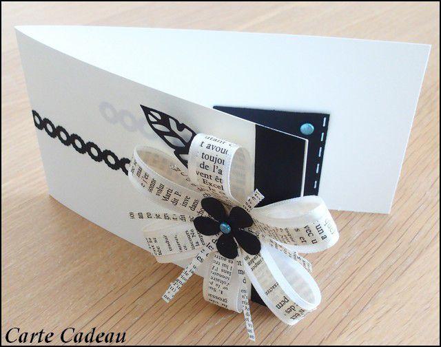 J-7 Val49 : Une carte cadeau avec une ... jolie fleur !