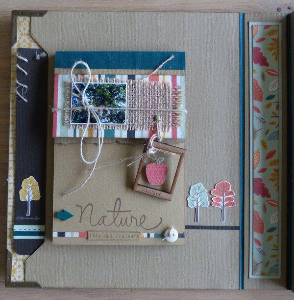"""Mylène : Album """" Couleurs d'automne """""""
