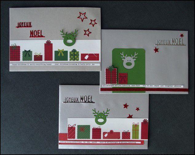 Val49 : des enveloppes décorées pour les étrennes !