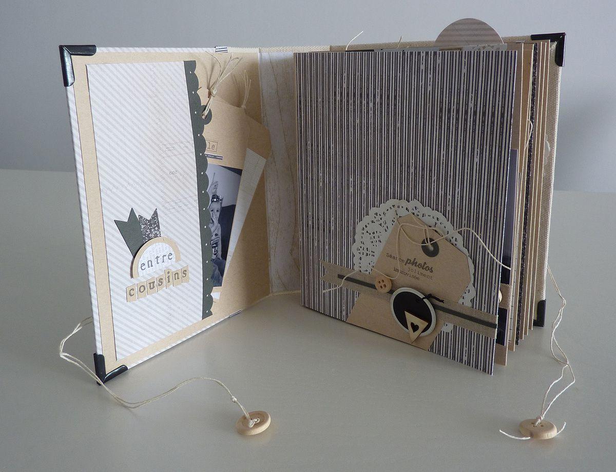 Anne : album Kit de Février