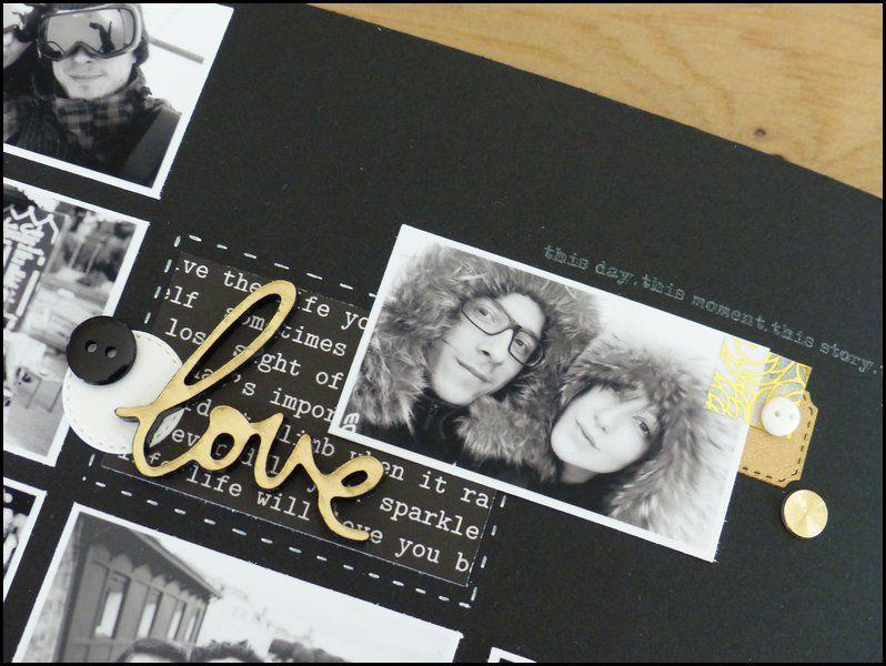 Mylène : Album Moment ensemble