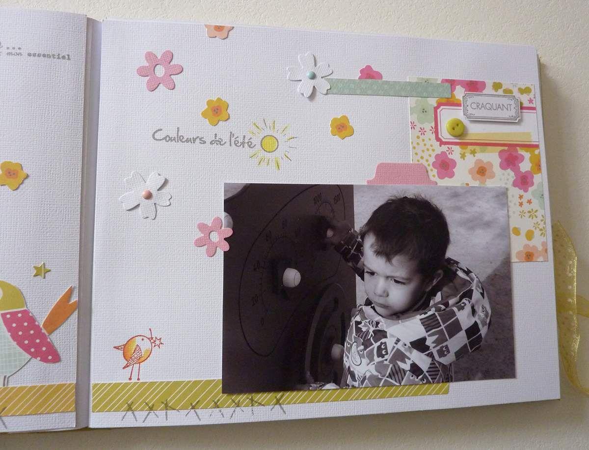 Anne : Album &quot&#x3B;Jeux d'enfants&quot&#x3B;