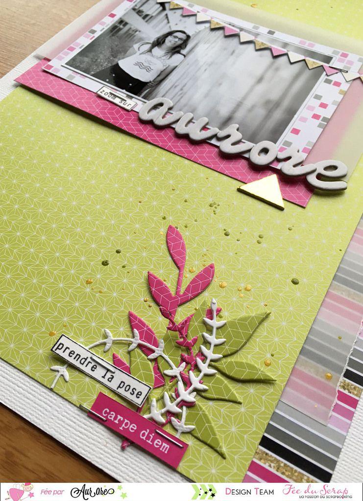 Aur0re_2 pages aux couleurs de la fée