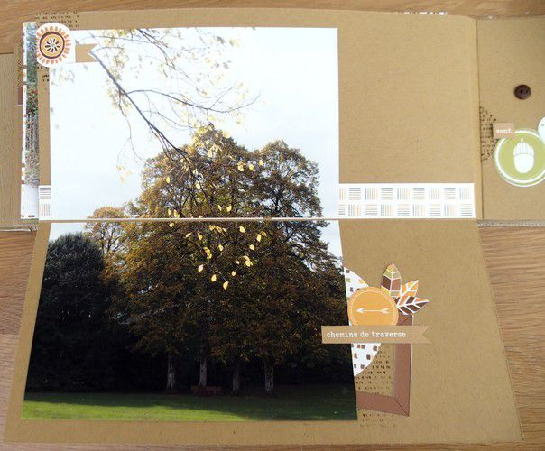 Val49 : &quot&#x3B;Balade dans les bois&quot&#x3B; intégralité de l'album du kit de Novembre
