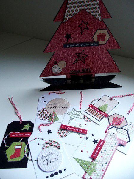 Val49 : étiquettes cadeaux, préparons Noël