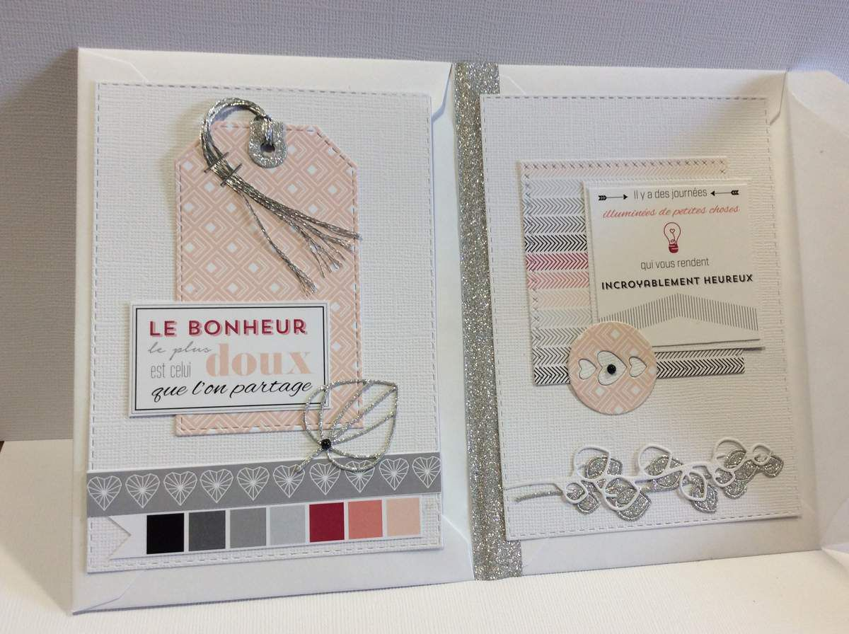 Nathaly : Flipbook un air romantique...