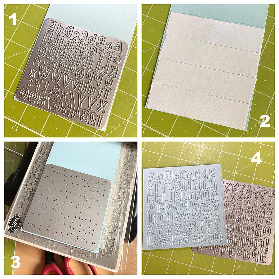 Armance - Créez vos planches de stickers Alphabet