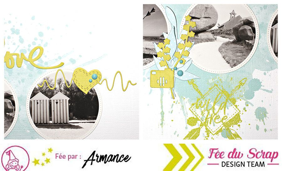 Armance - 4 pages