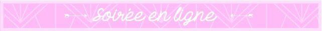 Soirée en ligne avec Marilyne : Un joli Combo