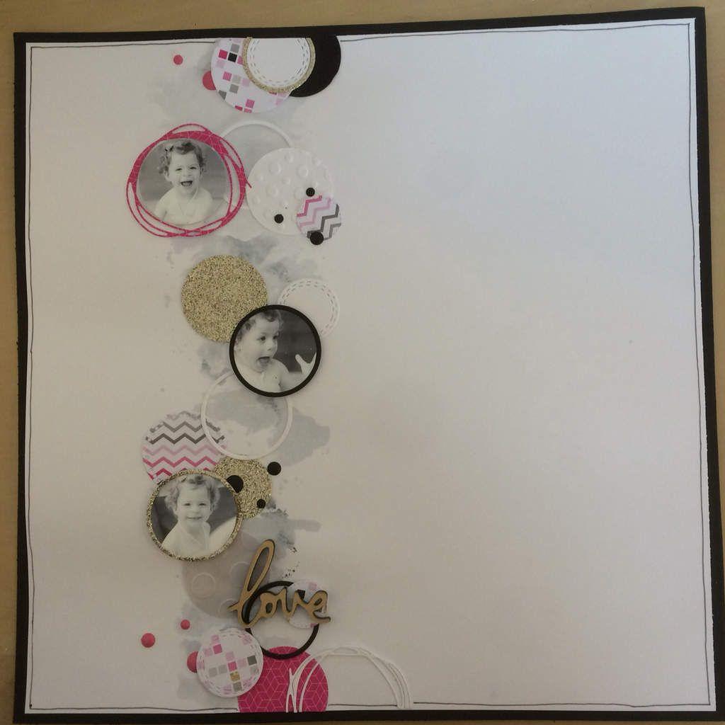 Marilyne &#x3B; Des petits ronds