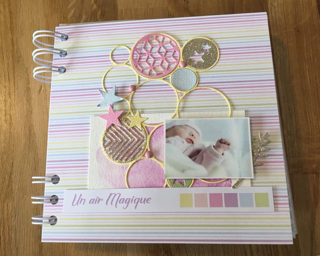 Marilyne : Album un air magique